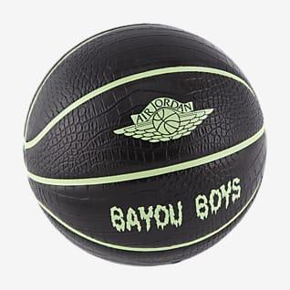 Jordan x Bayou para niño Balón de básquetbol