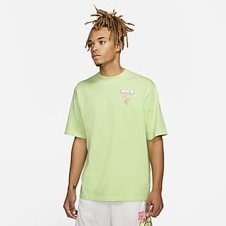 Jordan Flight Essentials T-shirt délavé con grafica - Uomo