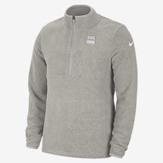 Nike College (USC) 1/2-Zip Fleece