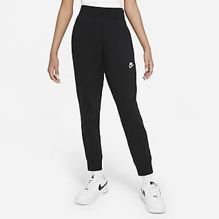 Nike Sportswear Club Fleece Pants para niña talla grande