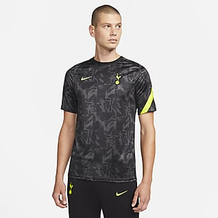 Tottenham Hotspur Мужская предматчевая игровая футболка Nike Dri-FIT