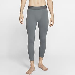 Nike Yoga Men's Infinalon 3/4 Tights