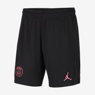 Paris Saint-Germain Stadium Fourth Men's Football Shorts