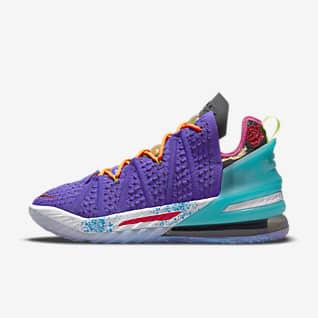 LeBron XVIII EP 男/女篮球鞋