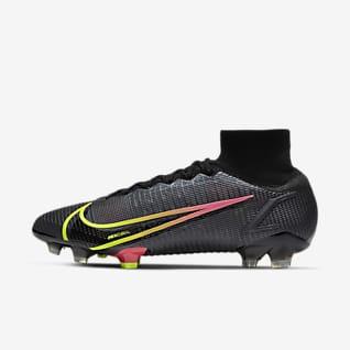 Nike Mercurial Superfly 8 Elite FG Chaussure de football à crampons pour terrain sec