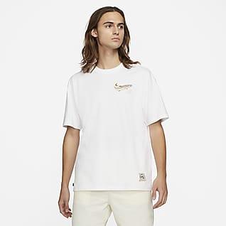 Nike SB Daan Van Der Linden Skateboardové tričko