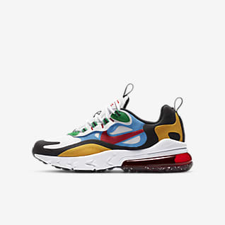 Nike Air Max 270 React BG 大童运动童鞋