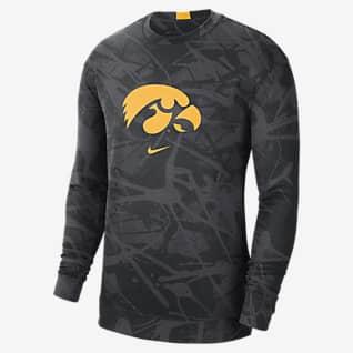 Nike College Dri-FIT Spotlight (Iowa) Men's Long-Sleeve Top