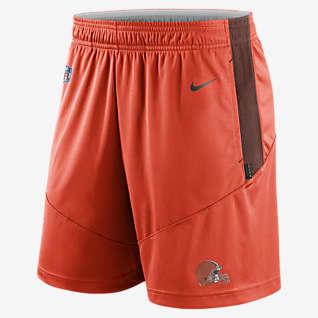 Nike Dri-FIT Sideline (NFL Cleveland Browns) Men's Shorts