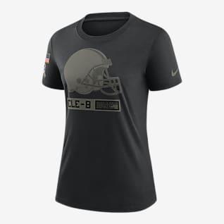 Nike Legend Salute to Service (NFL Browns) Women's T-Shirt