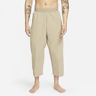 Nike Yoga Dri-FIT กางเกงผู้ชายขายาว 5 ส่วน