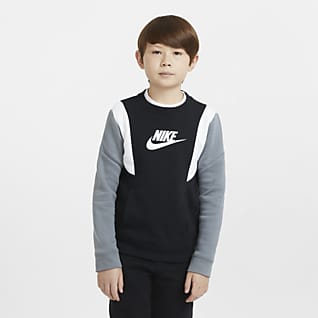 Nike Sportswear Amplify Big Kids' (Boys') Fleece Crew