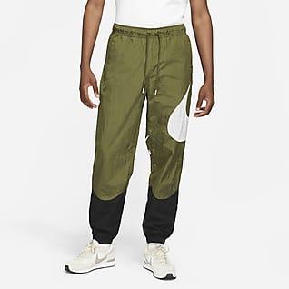 Nike Sportswear Swoosh Pantalones forrados de tejido Woven para hombre