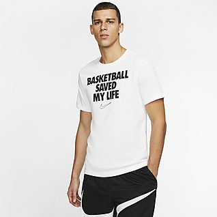 "Nike Dri-FIT ""My Life"" Basket-t-shirt för män"