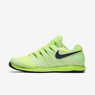 NikeCourt Air Zoom Vapor X Мужская теннисная обувь для грунтовых кортов