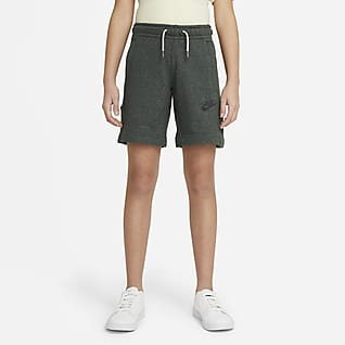 Nike Sportswear Shorts para niños talla grande
