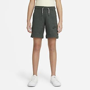 Nike Sportswear Spodenki dla dużych dzieci