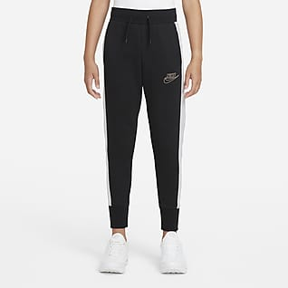 Nike Sportswear Club Fleece Icon Clash Pantaloni - Ragazza
