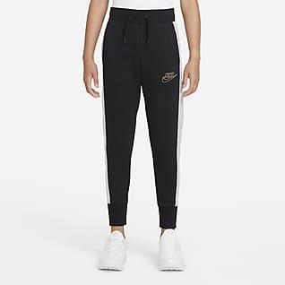Nike Sportswear Club Fleece Icon Clash Pantalons - Nena