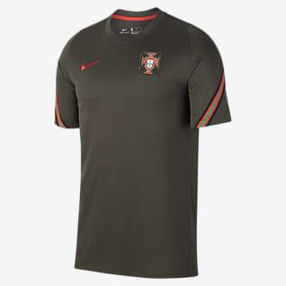 Portugal Strike Haut de football à manches courtes pour Homme