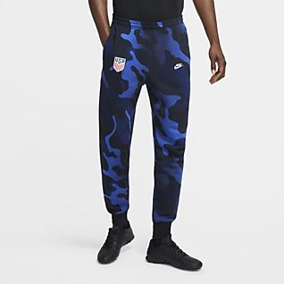 U.S. Men's Fleece Soccer Pants