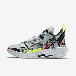 Jordan 'Why Not?' Zer0.4 PF Basketball Shoe