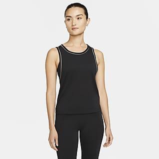 Nike Yoga Dri-FIT Women's Printed PJ Tank