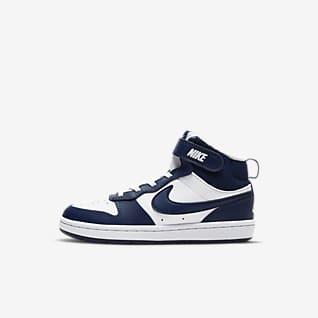 Nike Court Borough Mid 2 (PSV) 幼童运动童鞋