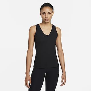 Nike Yoga Luxe Damen-Tanktop