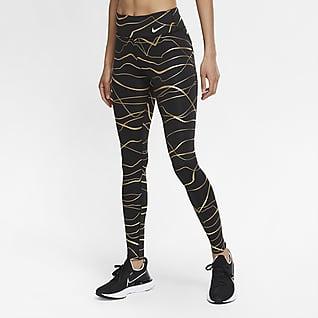 Nike Icon Clash Fast Løbetights til kvinder