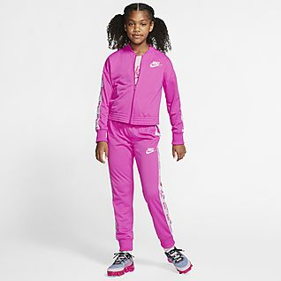 ensemble jogging nike fille