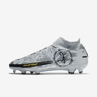 Nike Phantom Scorpion Academy Dynamic Fit MG รองเท้าสตั๊ดฟุตบอลสำหรับพื้นหลายประเภท