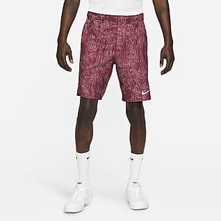 NikeCourt Flex Victory Мужские теннисные шорты с принтом