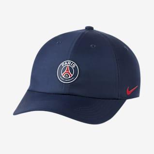 Nike Dri-FIT Paris Saint-Germain Heritage86 Justerbar caps til barn