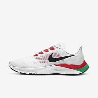 Nike Air Zoom Pegasus 37 Eliud Kipchoge 男款跑鞋