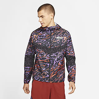 Nike Windrunner Wild Run Herren-Laufjacke