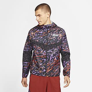 Nike Windrunner Wild Run Løpejakke til herre