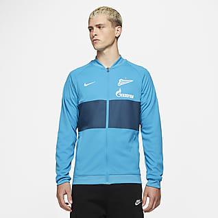 Η μπλούζα πόλο Nike Zenit Saint Polo Zenit Saint Polo Ανδρική μπλούζα πόλο με στενή εφαρμογή