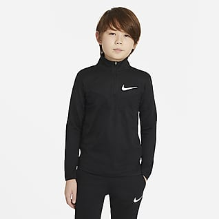 Nike Sport Långärmad träningströja för killar