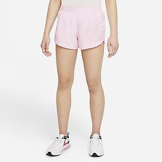 Nike Dri-FIT Sprinter Shorts de running para niña talla grande