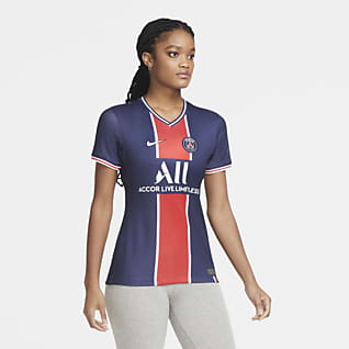 Paris Saint-Germain 2020/21 Stadium Domicile Maillot de football pour Femme