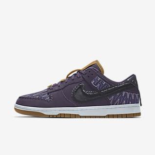 Nike Dunk Low N7 By Lyle Thompson Custom Shoe
