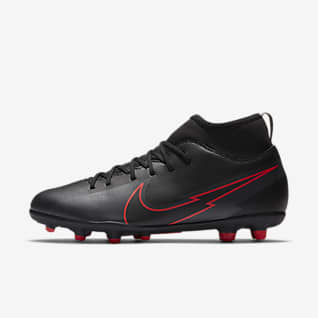 Enfant Football Chaussures montantes Chaussures. Nike LU