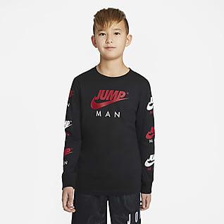 Jordan Jumpman Playera para niño talla grande