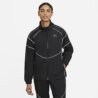 Nike Swoosh Fly Basketjacka för kvinnor
