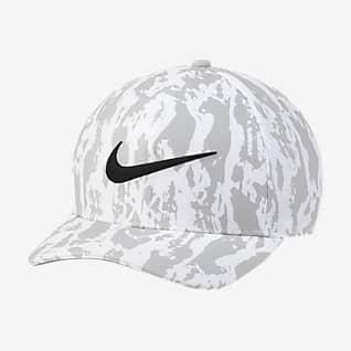 Nike AeroBill Classic99 Baskılı Golf Şapkası