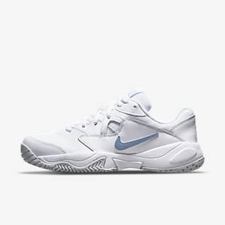 NikeCourt Lite 2 Sapatilhas de ténis para piso duro para mulher