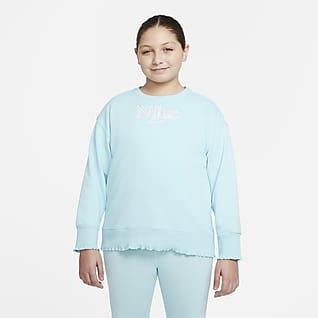Nike Sportswear Sudadera para niña talla grande (talla amplia)