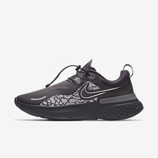 Nike React Miler Shield By You Tilpasset løpesko