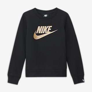 Nike Top met ronde hals voor kleuters